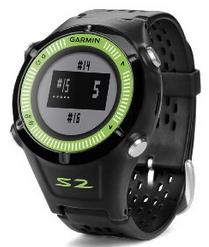 Garmin Approach S2 Black Green
