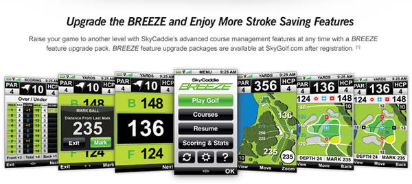 What People Say About Skycaddie Breeze 2